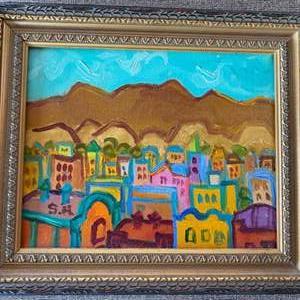 Lot # 168 - Sydney Helfman original painting