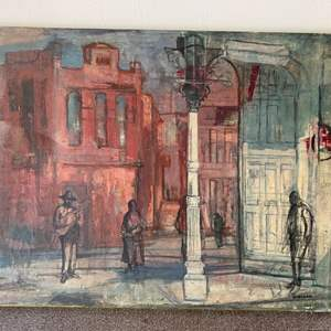 Lot # 170 - Original painting by Gresham