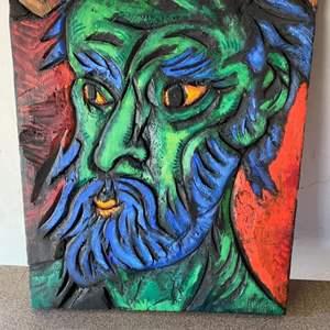Lot # 173 - Klopfer original 3 dimensional art