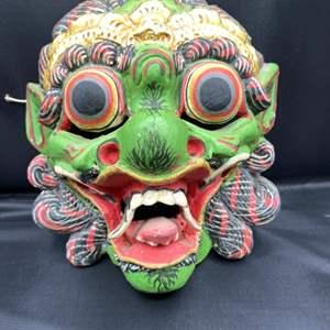 Lot # 209 - Bali vintage mask