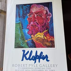 Lot # 237 - 17 gallery show posters 1979