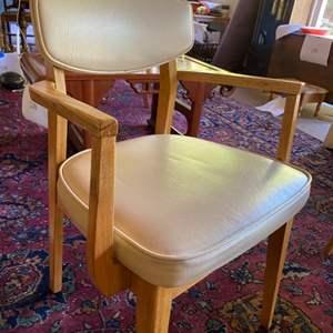 Lot # 266 - Summit Furniture Mid century modern chair (matches 267)