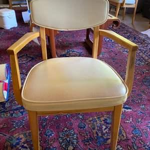 Lot # 267 - Summit Furniture Mid century modern chair (matches 266)