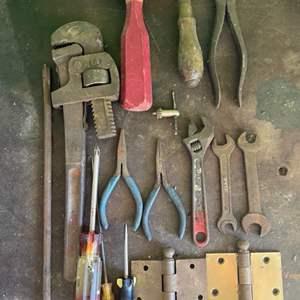 Lot # 271 - Tools
