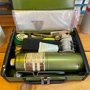 Lot # 18 - Torch kit