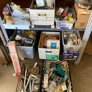 Lot # 39 - Abundant, miscellaneous home-improvement goods