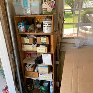Lot # 45 - Lawn and sprinkler supplies including automatic valves and timer