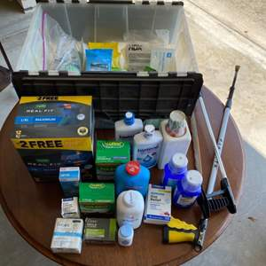 Lot # 50 - Miscellaneous home medical goods