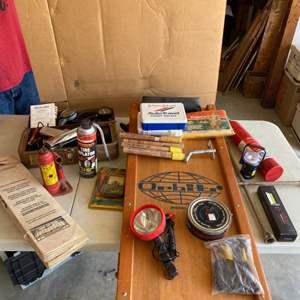 Lot # 51 - Automotive accessories