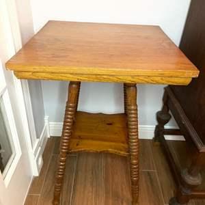 Lot # 97 - Antique table