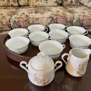 Lot # 118 - German coffee set