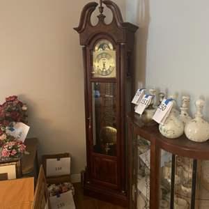 Lot # 133 - Howard Miller grandfather clock