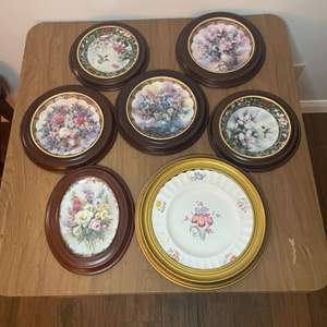 Lot # 134 - Collector plates