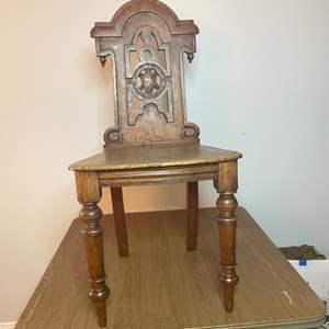 Lot # 138 - Antique Chair