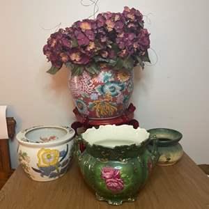 Lot # 139 - Four Vases