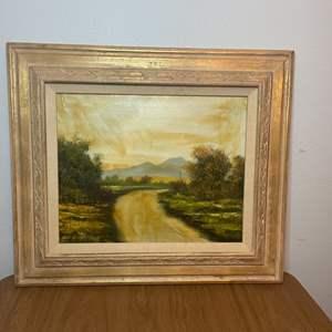 Lot # 145 - Original painting by RETT