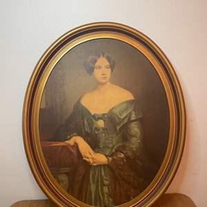 Lot # 148 - Victorian portrait