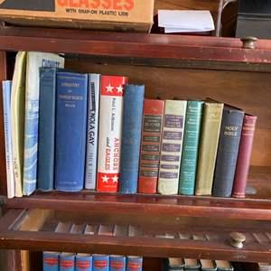 Lot # 165 - Author signed books