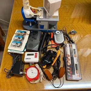 Lot # 172 - Desk supplies