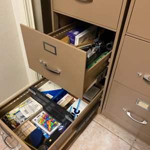 Lot # 179 - Office supplies