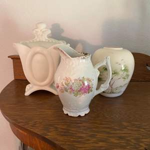 Lot # 239 - Vintage Decor pieces