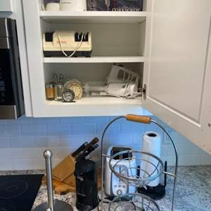 Lot # 259 - Kitchen small appliances and accessories