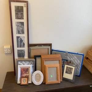 Lot # 299 - Frames