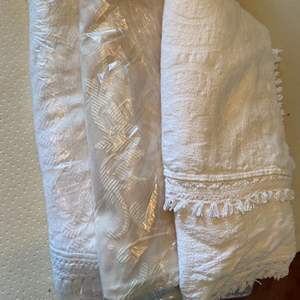 Lot # 334 - Three vintage queen size coverlets