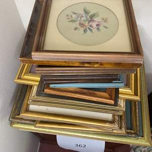 Lot # 361 - Collection of framed art