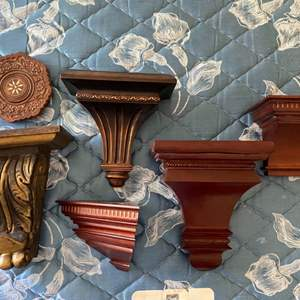 Lot # 378 - Wall sconces