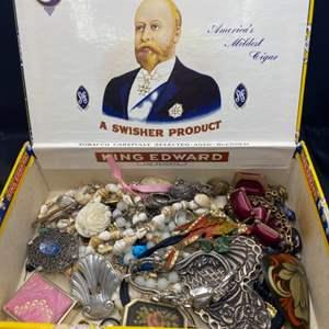 Lot # 386 - Costume jewelry