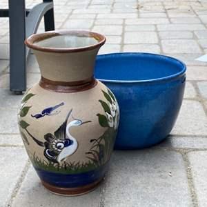 Lot # 55 - Pottery