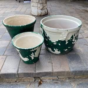 Lot # 57 - Vintage California pottery