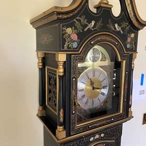 Lot # 103 - Grandfather clock