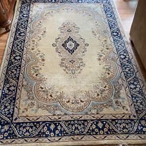 Lot # 127 - Heavy wool rug