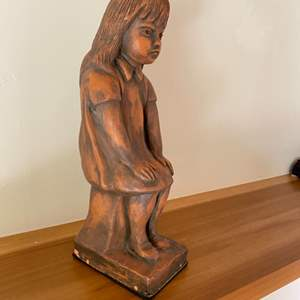 Lot # 144 - Statue