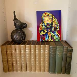 Lot # 163 - Rare books