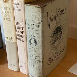 Lot # 171 - Whitehouse cook books