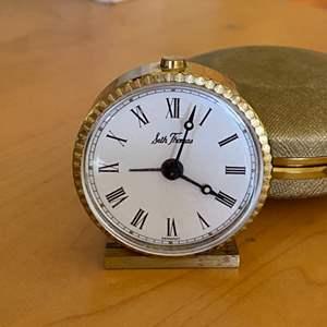 Lot # 178 - Seth Thomas vintage travel clock