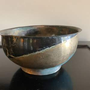 Lot # 213 - RARE Koyon Dynasty brass bowl