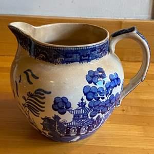 Lot # 248 - 1903 Buffalo Pottery pitcher