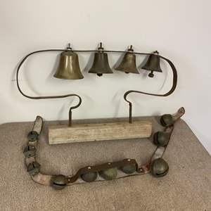 Lot # 304 - Vintage bells