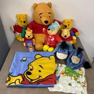 Lot # 308 - Winnie the Pooh and Eeyore