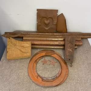 Lot # 312 - copper pieces
