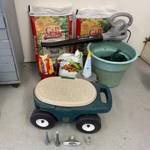 Lot # 314 - Gardening goods