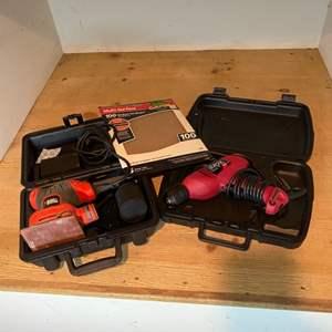 Lot # 323 - Power hand tools