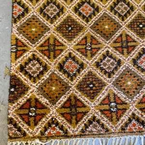 Lot # 345 - Beautiful Moroccan rug