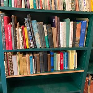 Lot # 359 - Vintage & antique books