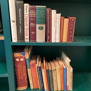 Lot # 360 - Vintage & antique books