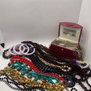 Lot # 86 - Costume Jewelry